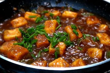 chilli paneer recipe|how to make restaurant style chilli paneer gravy recipe?