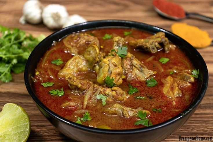 authentic indian chicken curry , chicken curry recipe