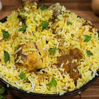 Hyderabadi Biryani Recipe|How to make hyderabadi chicken biryani recipe