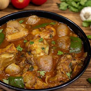 kadai chicken recipe|how to make chicken karahi recipe