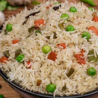 veg fried rice recipe|how to make vegetable fried rice recipe