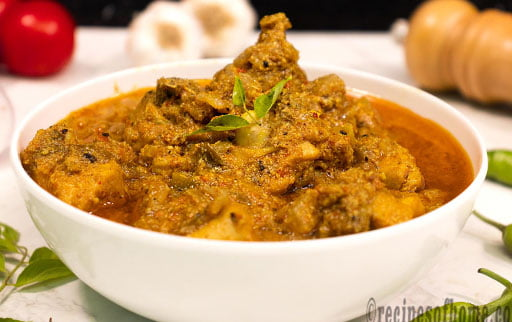 Chicken chettinad recipe|how to make chicken chettinad gravy recipe