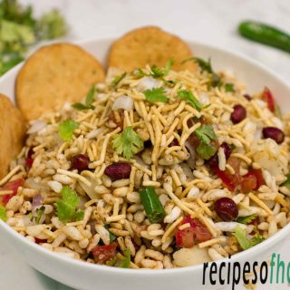 Bhel Puri Recipe|how to make bhel puri at home