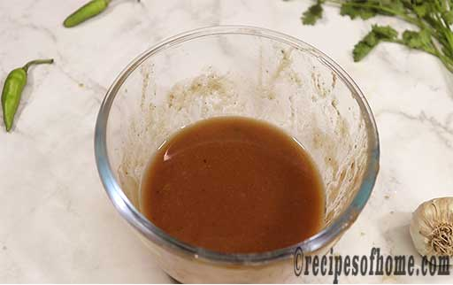 smooth tamarind in a bowl