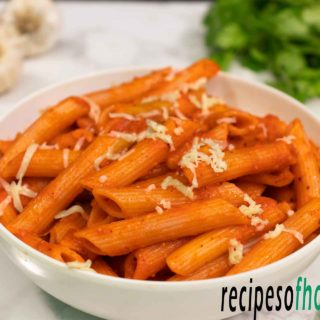 Red sauce pasta recipe | how to make red sauce pasta | pasta in red sauce