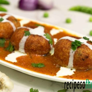 Malai kofta recipe | how to make malai kofta curry