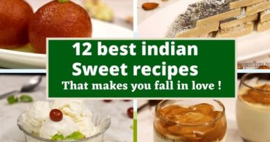 best indian sweet recipes , best dessert recipes , easy sweet dishes