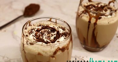cold coffee recipe , cold coffee cafe style