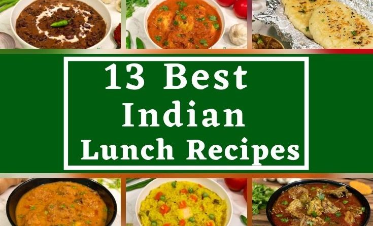 best indian lunch recipes , easy indian lunch recipes