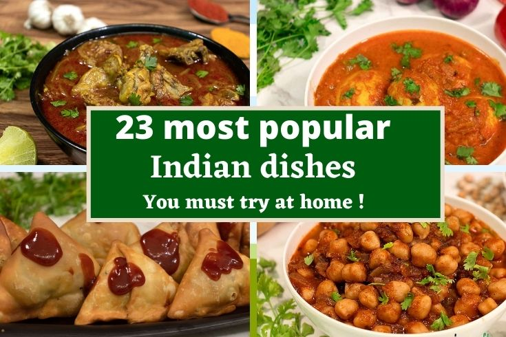 best indian food recipes , most popular indian dishes