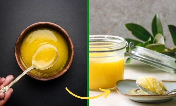 how to store ghee